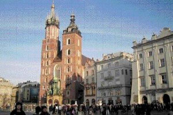 Bazilika sv. Panny Márie.