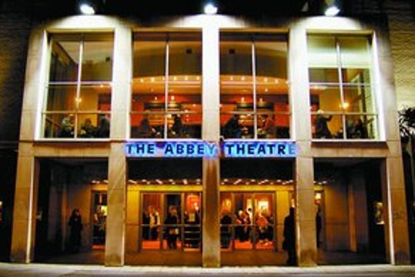 Abbey Theatre v Dubline.