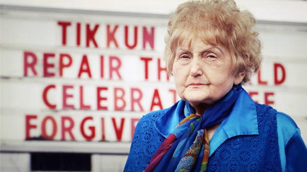 82-ročná Eva Korová, rodená Mozesová.