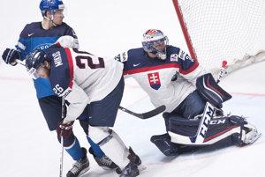 Po dobrom turnajovom začiatku mali výkony Slovákov postupne klesajúcu tendenciu.