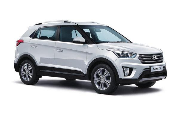 Aj Hyundai Creta stojí za rýchlo rastúcou popularitou subkompaktných crossoverov v Indii