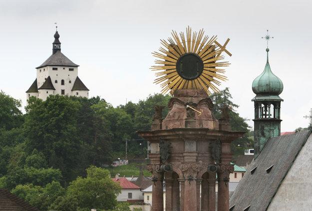 Banská Štiavnica je jedným zo slovenských klenotov v Zozname svetového dedičstva UNESCO.