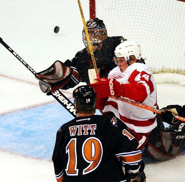 V NHL si Rastislav Staňa obliekal dres Washingtonu Capitals.