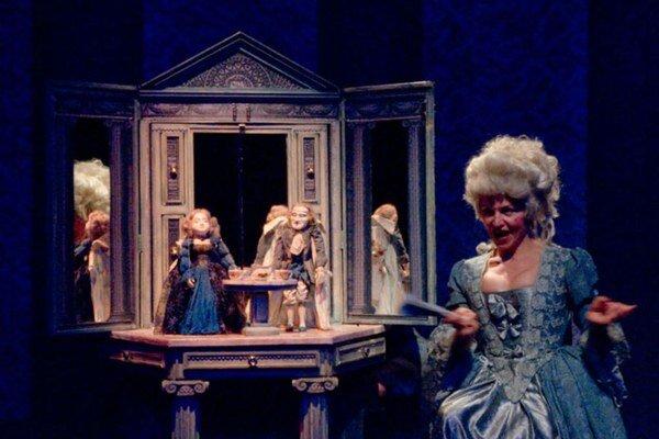 Divadelnú sezónnu začína inscenáciami pre deti aj Bábkové divadlo na Rázcestí.