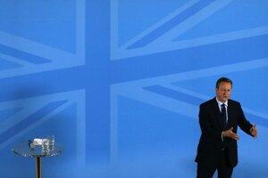 Ak Británia odíde z Únie, bude musieť zabojovať o členstvo vo WTO