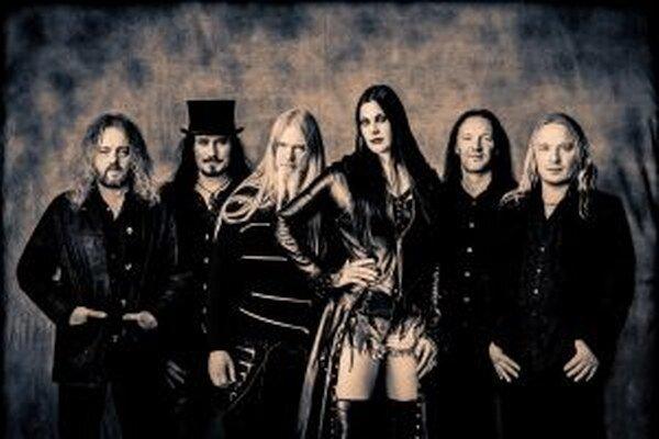 Fínska kapela Nightwish