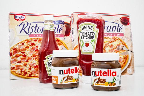 V čom sú naše potraviny iné ako tie rakúske?
