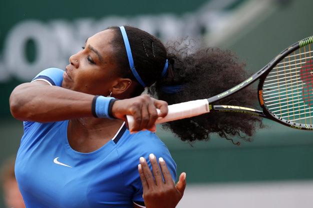 Serena Williamsová nedala súperke žiadnu šancu.