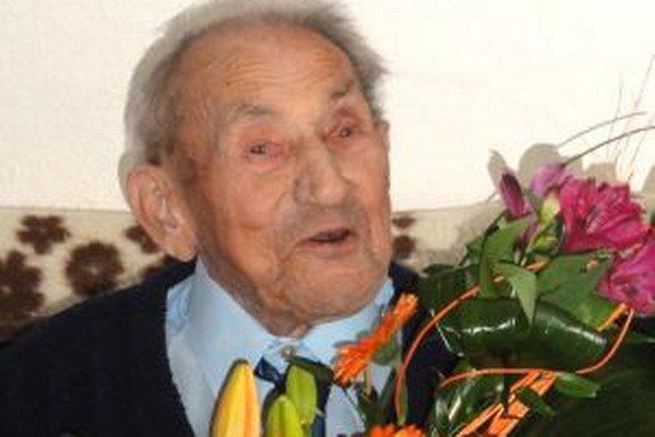 Oslávenec Ján Trebula.