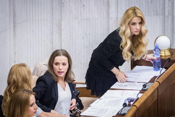 Kollár nie je spokojný so Šimkovičovou.