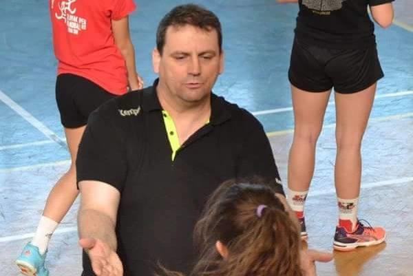 Tréner Michal Hradil si dievčatá veľmi obľúbil.