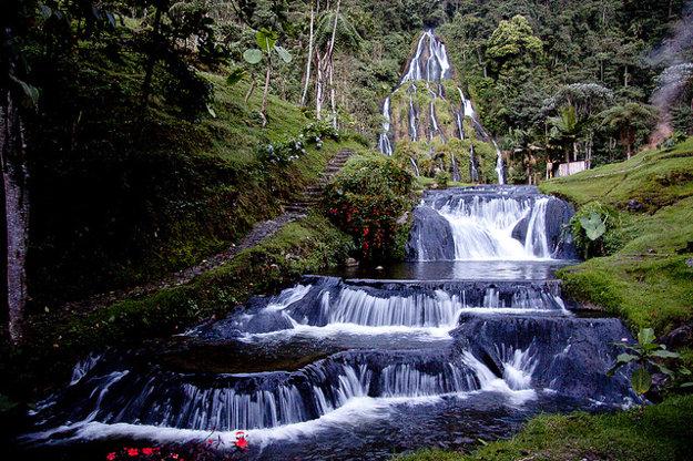 Kolumbia ukrýva množstvo prírodných krás.
