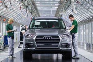 Na záver sa vozidlo pripraví vo finiš centre na export k zákazníkovi.