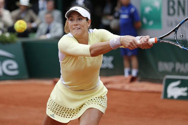 Muguruzová začala finále Roland Garros lepšie.