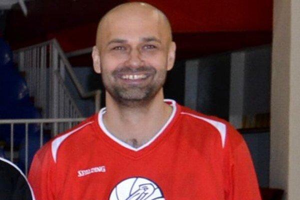 Michal Tarabus si súťažný ročník 2014/2015 užil ako tréner aj ako hráč.
