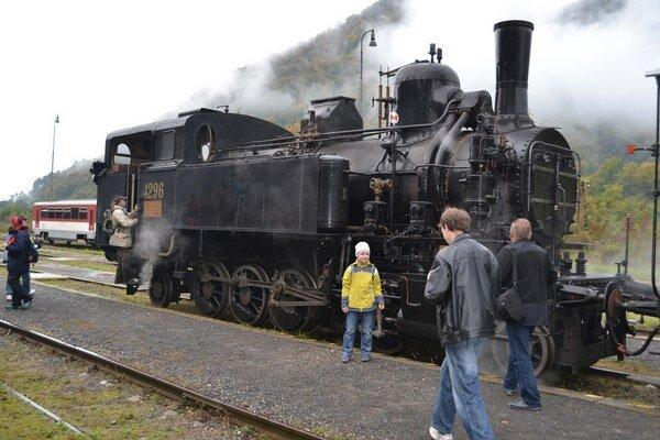 V Tisovci chcú premávku parného vlaku zosúladiť aj s fungovaním ostatných atrakcií v širšom regióne.
