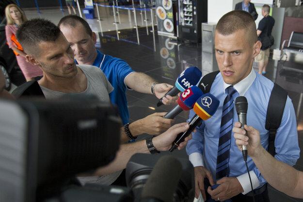 Kapitán Martin Škrtel sa už nevie dočkať prvého zápasu.
