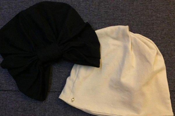 """Táto čiapka a turban """"BY SISSQUE"""" môže byť tvoja!"""
