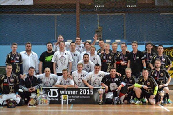 Devils Cup 2015 - medailisti.
