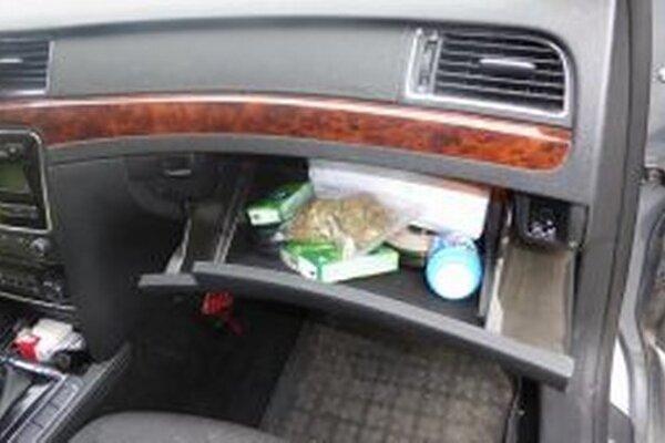 Počas jedného mesiaca odhalili žilinskí colníci päť prípadov prepravy marihuany.