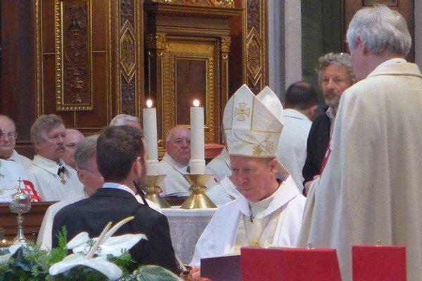 V ráde so sídlom vo Vatikáne je Ladislav Vincze iba druhým zo Slovenska.