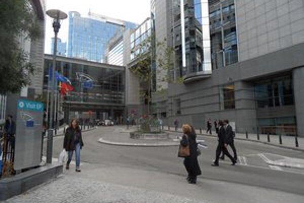 Európsky parlament si ročne prezrie viac ako 300-tisíc návštevníkov.