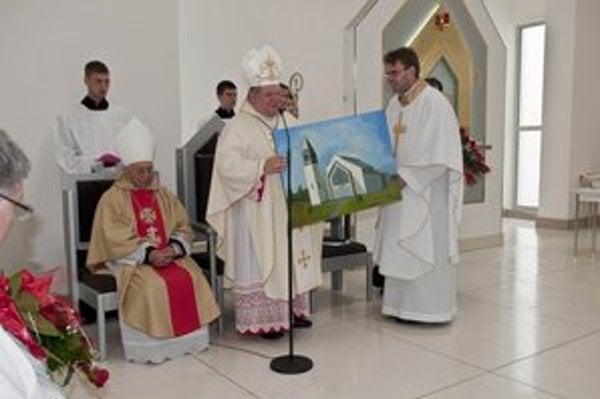 Nový kostol postavili na Lipníku.