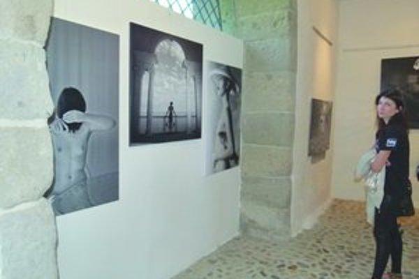Fotografický festival otvorili v priestoroch Tekovského múzea.