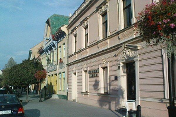Záhorské múzeum.