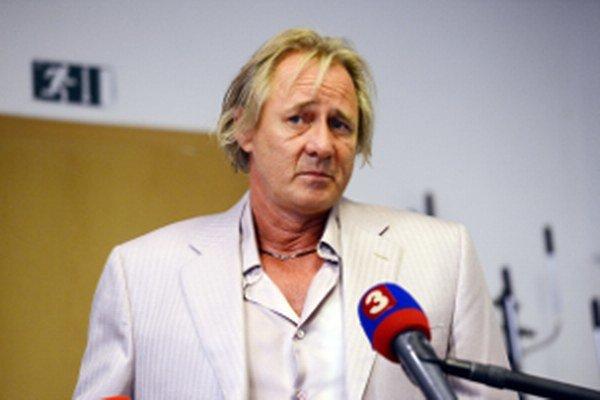 Veľkopodnikateľ Ivan Kmotrík.
