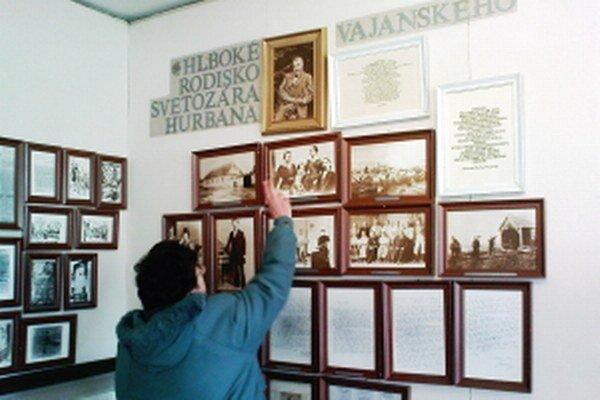 Náučný chodník J.M.Hurbana bude začínať v jeho Pamätnej izbe.
