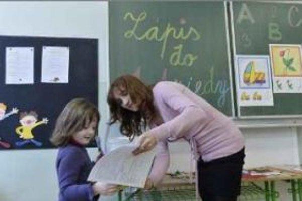 Najviac detí zapísali v Skalici na ZŠ Vajanského.