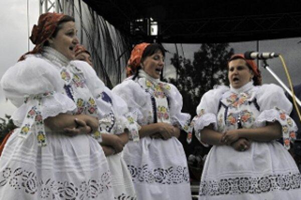 Premiéra Radošovského kultúrneho leta sa niesla v znamení spevu a dobrej nálady.