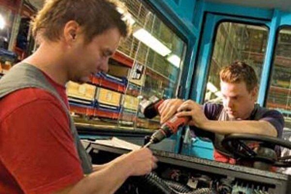 V holíčskom závode finskej spoločnosti Ruukki chcú otvoriť novú výrobnú linku.