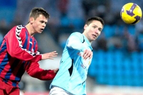 Mladý reprezentant Róbert Pillár si uhral svoje. V obrane bezchybný, svoj výkon vyšperkoval aj gólom.