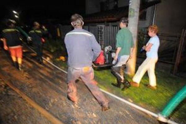 Dobrovoľní hasiči majú stále veľký význam. Dokázali to aj tohtoročné povodne.