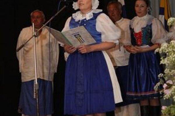 """Beáta Štefková """"starostuje"""" v obci Oreské (okres Skalica) už 12 rokov."""
