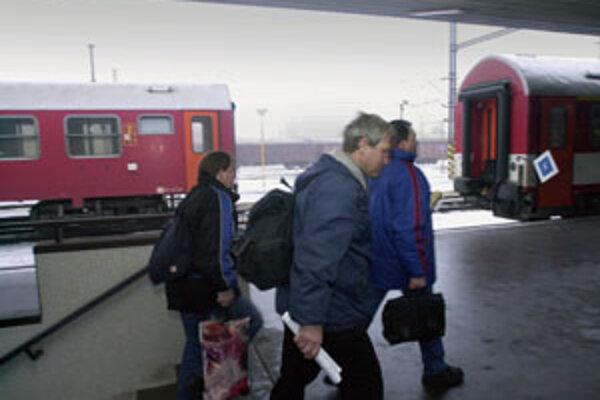 Železničné priecestie sú jedna z možností ako situáciu riešiť.