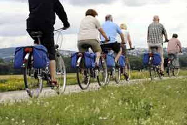 Zo Skalice do Čiech smerujú nová trasy pre cyklistov.