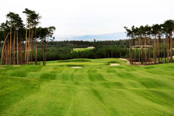 Na Záhorí vyrastá ďalší golfový areál.