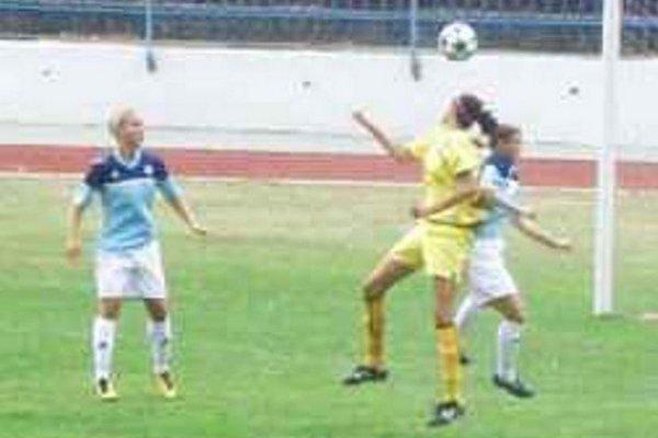 Z predchádzajúceho zápasu dvoch rivalov FC Union a Slovana Bratislava hraný na Sihoti.