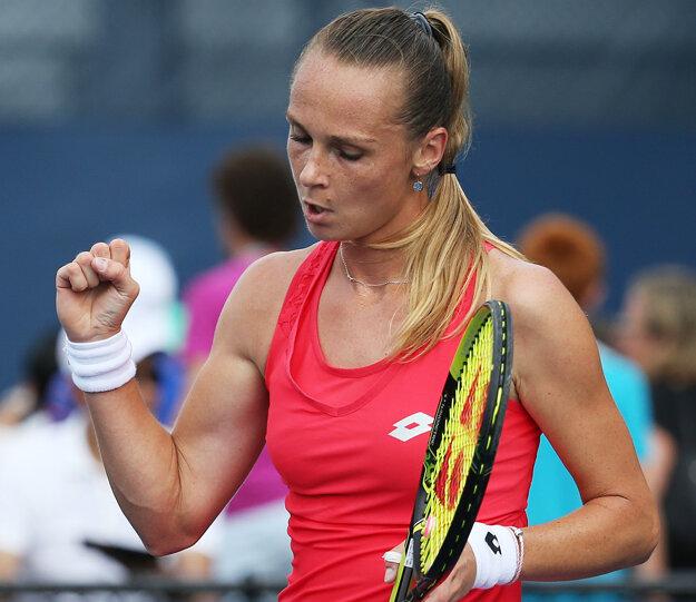 Magdalénu Rybárikovú v tejto sezóne obmedzovali zranenia.