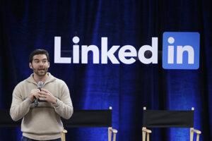 Šéf LinkedIn Jeff Weiner.
