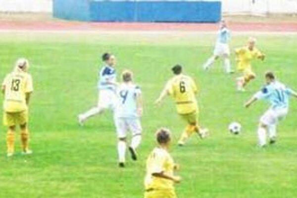 Ilustračná fotografia z predchádzajúceho zápasu FC Union - Slovan