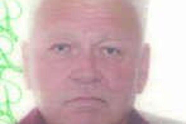 Nezvestný dôchodca z Komárna.