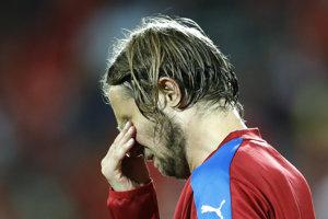 Futbalisti Česka na šampionáte skončili.
