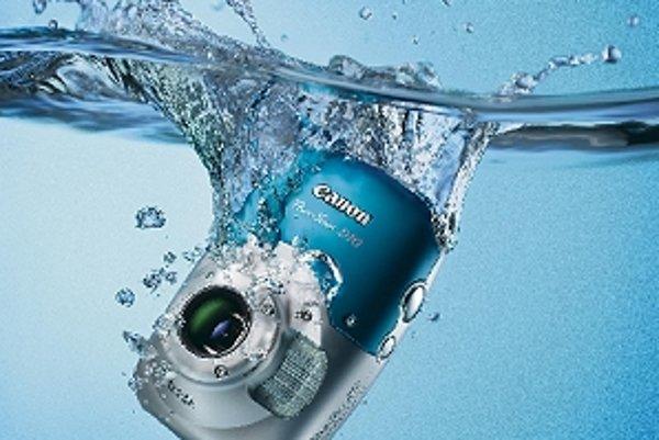 Fotografia, ktorá získa do konca prázdnin najviac čitateľských hlasov, vyhrá pre svojho autora Canon PowerShot D10