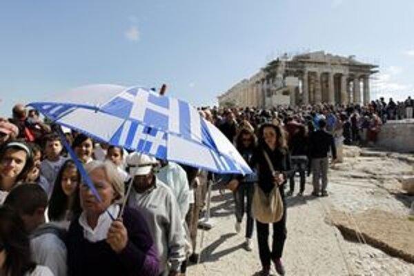 Pri eurovale sa nerozhoduje len o Grécku, ale aj o Slovensku.