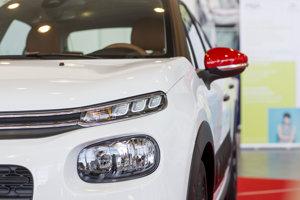 Nový Citroën C3, ktorý sa bude vyrábať v Trnave.