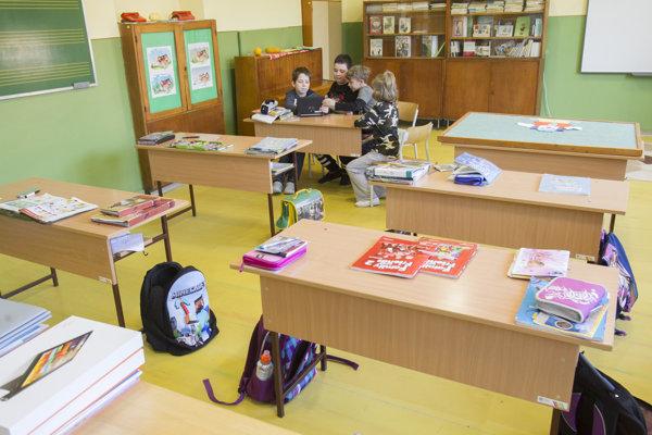 Aj malé školy môžu žiakov dobre pripraviť.